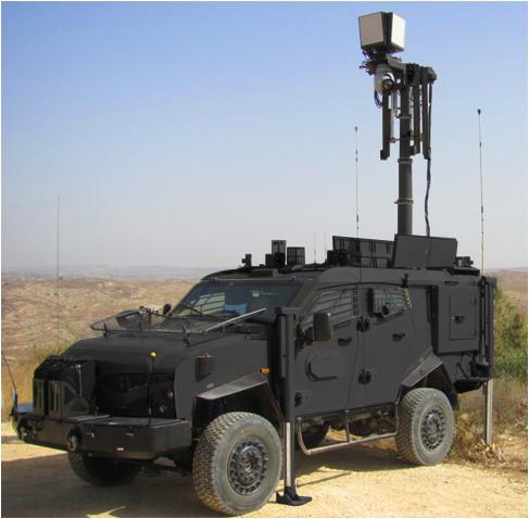 רכב תצפית אוטונומי