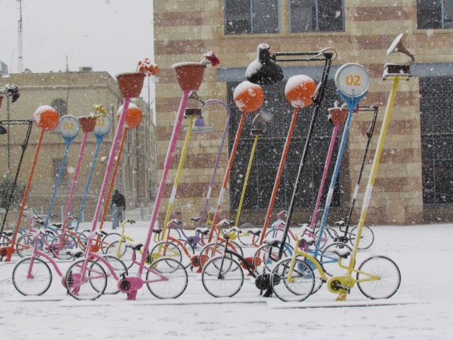 פרוייקט אופניים - עיריית ירושלים