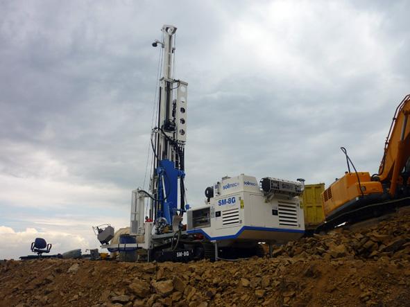 מכונות לחקירת קרקע