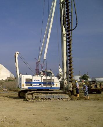 CFA Grout line – מכונות להזרקת מלט