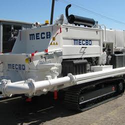 משאבות בטון- MECBO